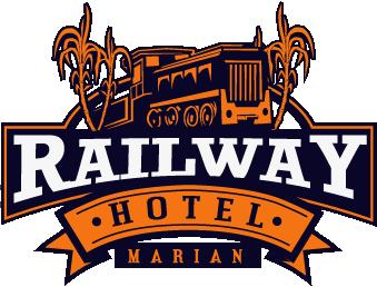 railway hotel marian logo